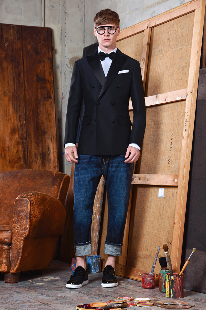 DSQUARED2 Man Precollection SS 15