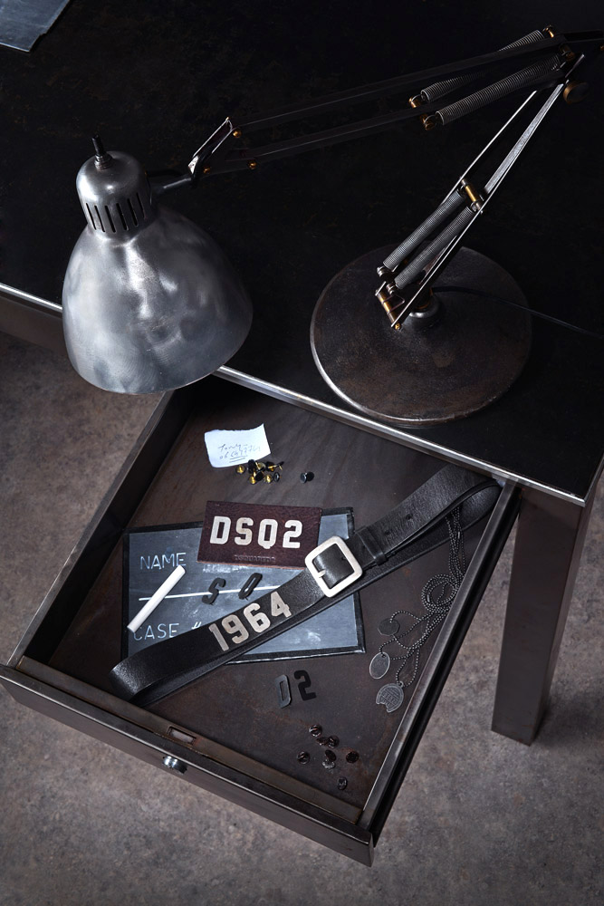DSQUARED2 Accessories Man Precollection FW 14/15