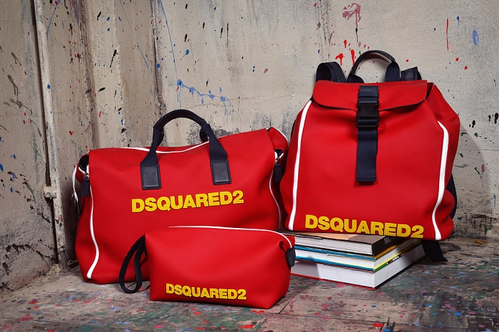 DSQUARED2 Accessories Man Precollection SS 15