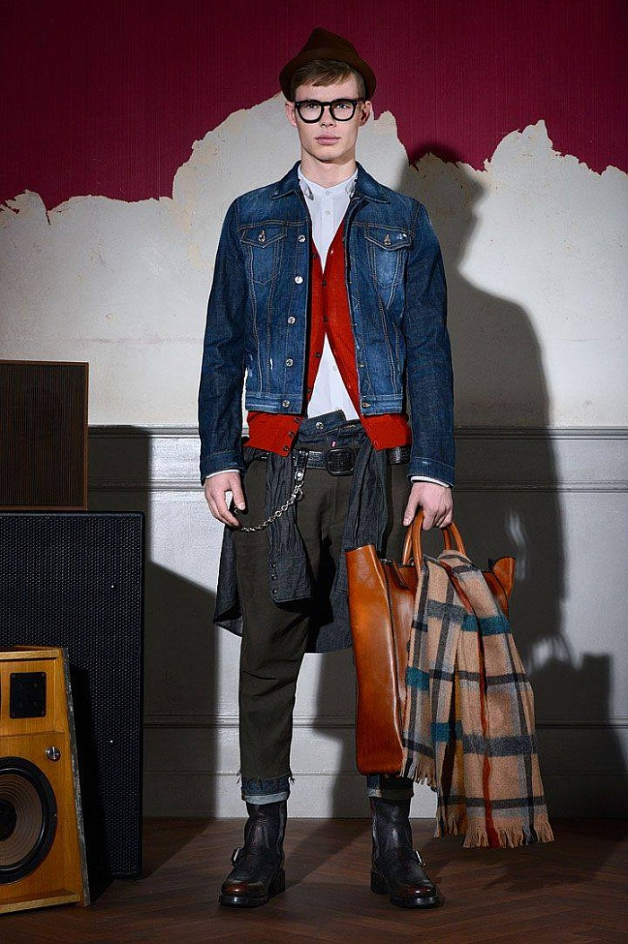 DSQUARED2 Man Precollection FW15/16