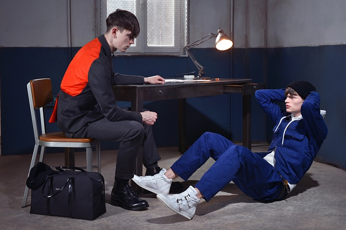 DSQUARED2 Man Precollection FW14/15